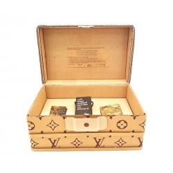 Louis Vuitton VIP Malle a bijoux jewelry box from 1989
