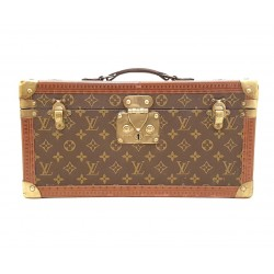 Louis Vuitton - Vintage Beauty Case with mirror