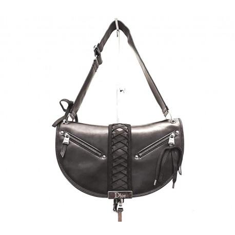 81700300672 Dior - Leather bag - Corset model