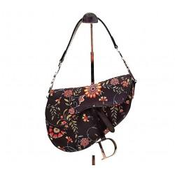Dior - Borsa modello Sella Floral