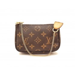 Louis Vuitton - Mini Pochette Monogram