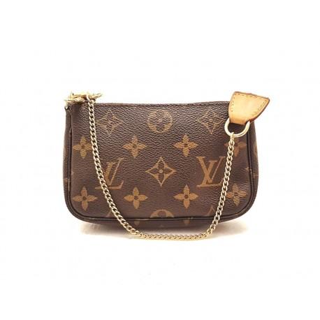 Louis Vuitton - Mini Pochette Monogram