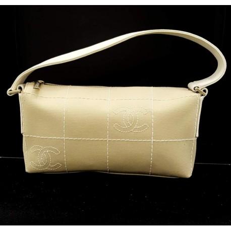 Chanel - Borsa Vintage in tessuto