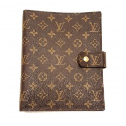 Louis Vuitton - GM Monogram Agenda Cover