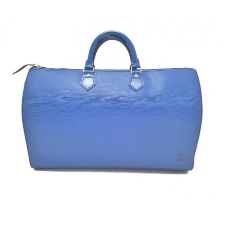 Louis Vuitton Epi model Speedy 40