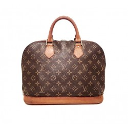 Louis Vuitton - Borsa Epi Modello Alma Monogram