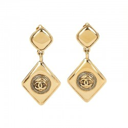 Chanel - Vintage Collection 1980 Earrings