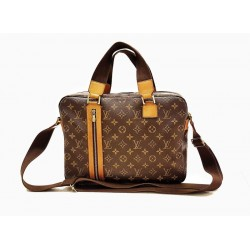 Louis Vuitton Monogram Sac Bosphore Briefcase Messenger Bag