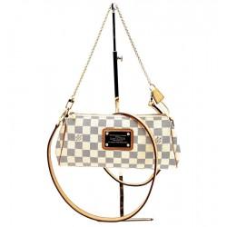 Louis Vuitton pochette damier Eva D'azur