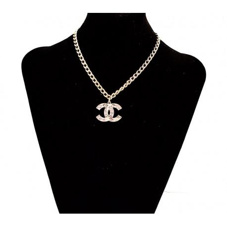 Chanel - Girocollo CC