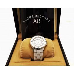 André Belfort Orologio con cinturino in ceramica modello Aphrodite