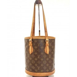 Louis Vuitton - Borsa Bucket pm M42238