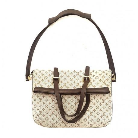 Louis Vuitton - Francoise Mini Lin Monogram Canvas bag