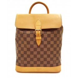 Louis Vuitton - Damier Ebene Soho Centenaire backpack