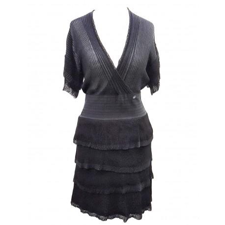Chanel – Abito nero collezione primavera 2007