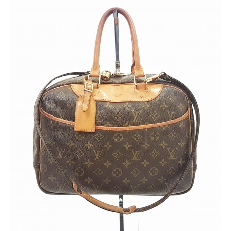 Louis Vuitton borsa Deauville con tracolla - Babastyles store vintage in Rome