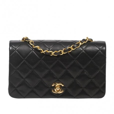 Chanel -  Mini Single Flap - Babastyles - Second hand in Rome Chanel
