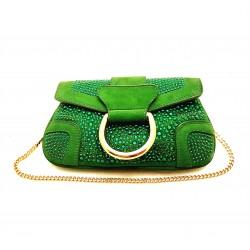 Dolce e Gabbana - Pochette strass - Babastyles second hand fashion store