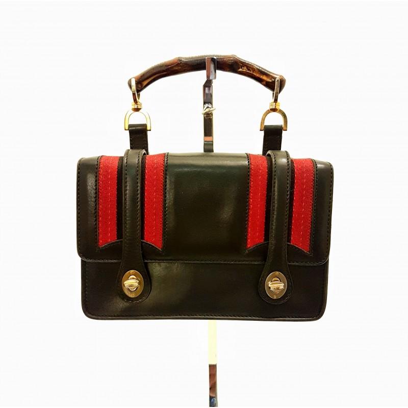 7fcda30770 Gucci borsa vintage 1960 - Handbag Gucci 1960 - Babastyles Store Vintage ...