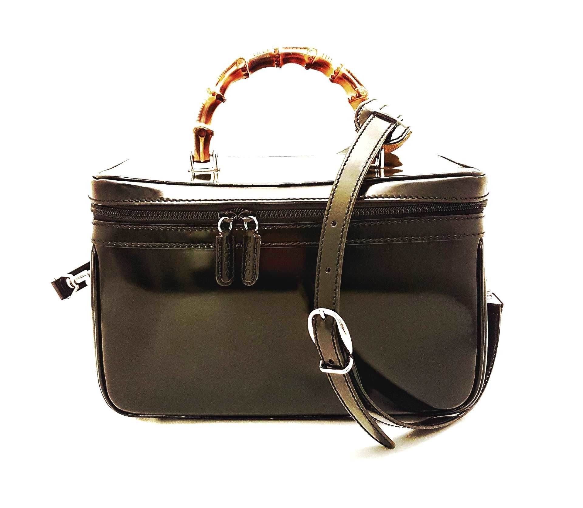 2f206eeb7920df Gucci bamboo series in leather, Gucci in Rome from second hand Babastyles