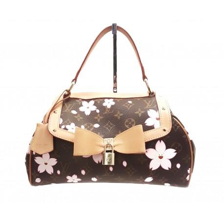 Louis Vuitton - Cherry Blossom Retro Bag by Takashi Murakami - Babastyles 970d5981ce335