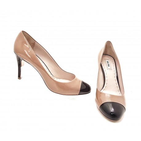 new style a4bf0 b0d93 Miu Miu, scarpe, shoes, shop online, griffato, lusso, decolletè, donna,  roma, negozio, luxury, fashion