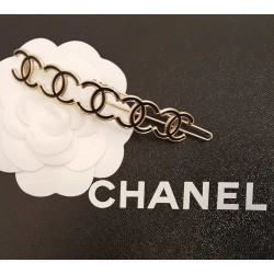Chanel - hair clip - vintage shop Babastyles