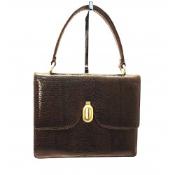 Gucci - Vintage bag from the 60s - Exotic leathers - Vintage Babastyles 11708adf5322d