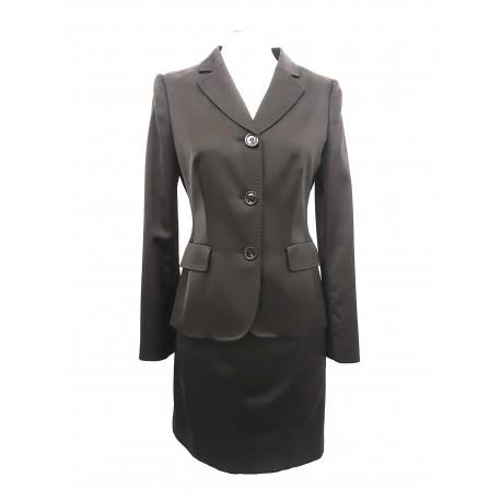 Moschino, abito completo, giacca con gonna, shop online, borse, lusso, migliori firme, vintage, roma, negozio, boutique, fashion