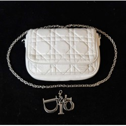 Dior - Lady Dior clutch bag