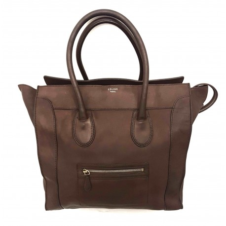 Celine - Large Luggage model - Babastyles - Vintage luxury store 15e33c1dd9ca4