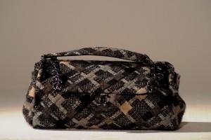 Borsa in stoffa Chanel